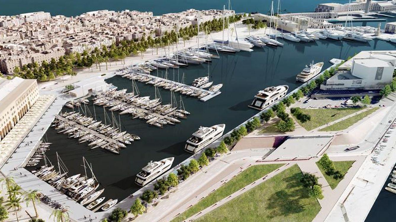 Los dueños de Marina Port Vell buscan un socio que entre en su capital