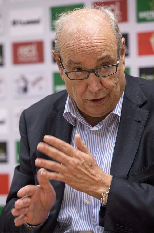 El empresario Jesús Samper, fallecido en diciembre de 2015 a los 65 años. (EFE)
