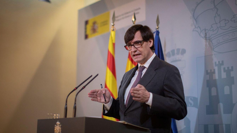El objetivo de Illa para gobernar Cataluña: coalición con los comunes y apoyo de ERC