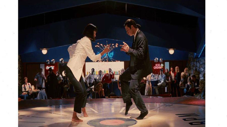 'Pulp Fiction', éxito de Tarantino en 1995.