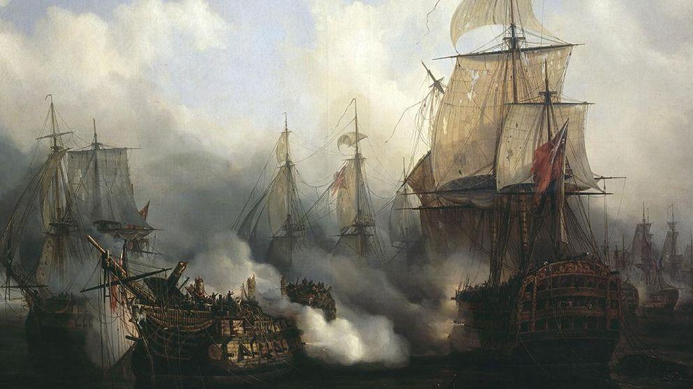 Las tres derrotas del almirante Nelson a manos de los españoles