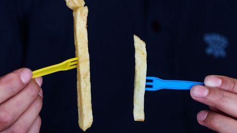 Las patatas belgas podrían reducirse hasta en 3 cm