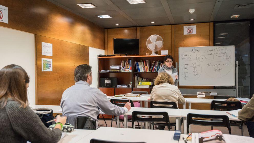 La aventura de estudiar catalán en Madrid