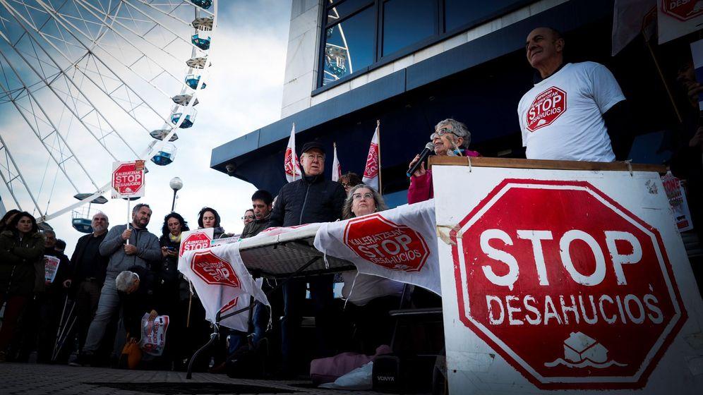Foto: El Gobierno pondrá freno a los desahucios por impago del alquiler en zonas tensionadas. (Foto: Efe)