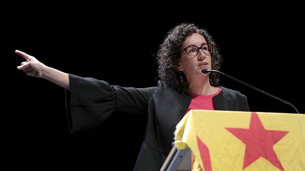 Foto: La secretaria general de ERC, Marta Rovira, en una imagen de archivo. (EFE)