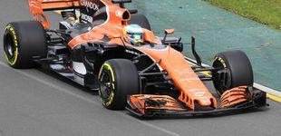 Post de Alonso 'resucita' en Australia: 12º en los libres, mejor fiabilidad y la Q2 en mente