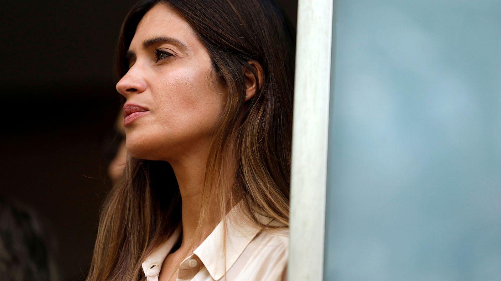 Foto: Sara Carbonero, en una imagen de archivo. (Reuters)