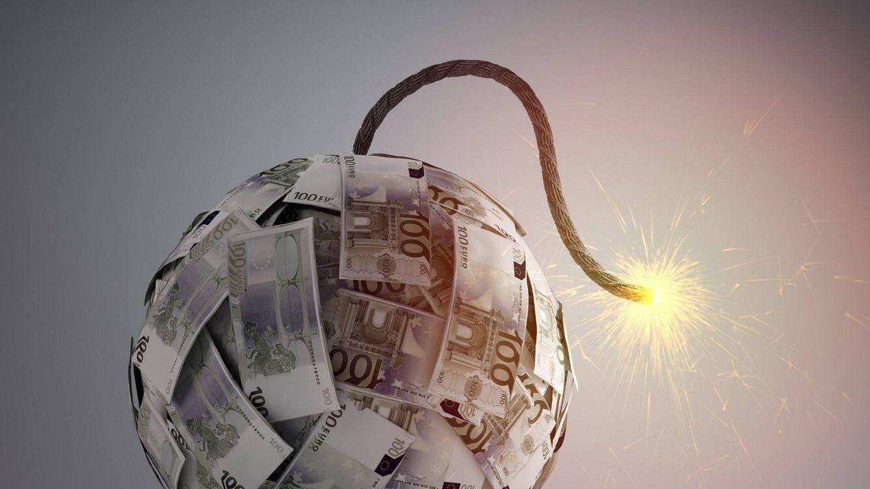 Bomba de tres billones de deuda privada en Europa: vencerán con alzas de tipos