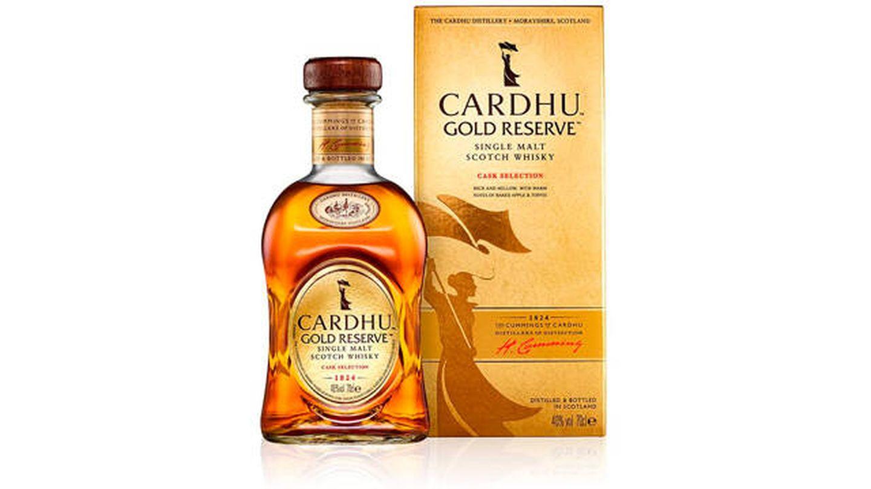 Whisky escocés Cardhu