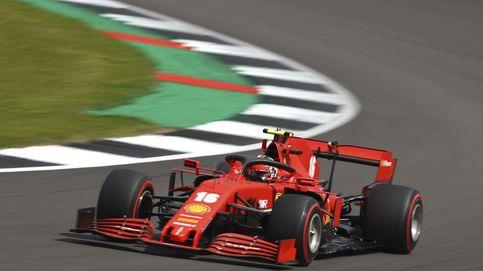 ¿El resurgir de Ferrari en Silverstone?: puro maquillaje que desaparecerá en carrera