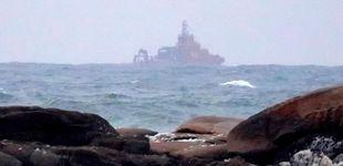 Post de Retoman la búsqueda del marinero desaparecido en el naufragio de Pontevedra
