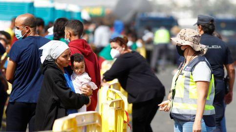 Vox se lanza a por la crisis migratoria canaria para penetrar en territorio adverso