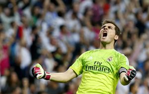 Iker Casillas zanja el debate y firma la reconciliación con el Bernabéu