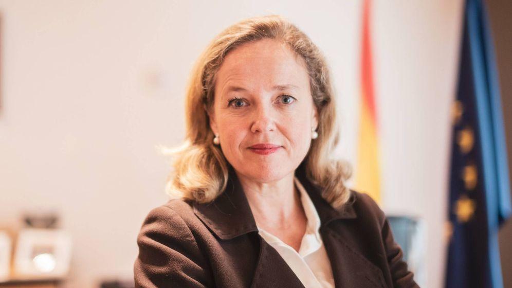 Foto: Nadia Calviño, vicepresidenta del Gobierno y ministra de Asuntos Económicos y Transformación Digital.