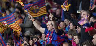 Post de La guerra del himno: los aficionados del Barça silban y los del Valencia responden