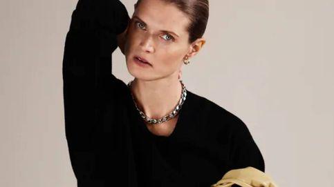 Renueva tu jersey negro favorito (ese que pega con todo) en Zara y Massimo Dutti