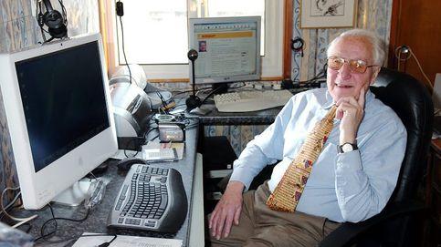 El abuelo que lo petó en YouTube con sus batallitas sobre la II Guerra Mundial