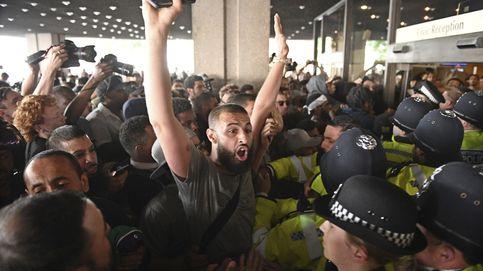 La Policía asume que 58 de los desaparecidos en el incendio de Londres han fallecido