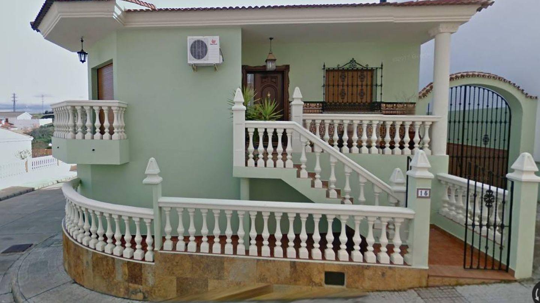 Exterior de la vivienda de Chavero. (Google Maps)