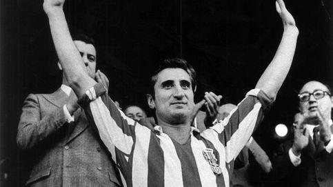 Muere Isacio Calleja, el quinto jugador con más partidos oficiales con el Atlético