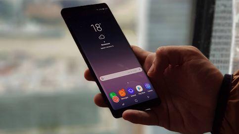 Probamos el Note 8: Samsung vuelve con una bestia debajo del brazo