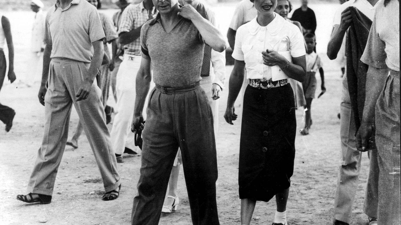 Eduardo VIII y Wallis Simpson. (EFE)