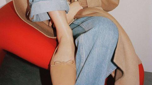 Las bailarinas de piel de Zara que durarán años en tu armario