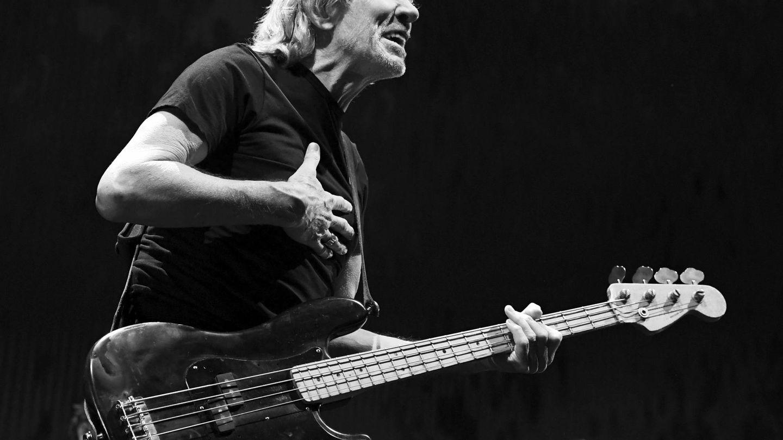 Roger Walters de Pink Floyd (Getty)