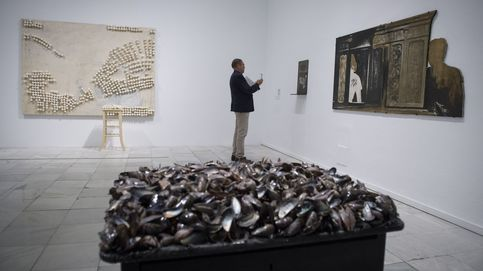 Broodthaers, el hombre que tocó los 'huevos' a los museos