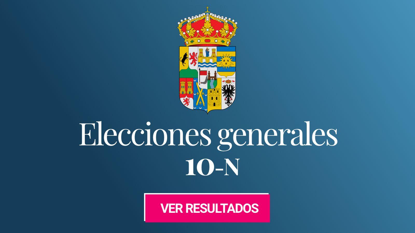 Foto: Elecciones generales 2019 en la provincia de Zamora. (C.C./HansenBCN)