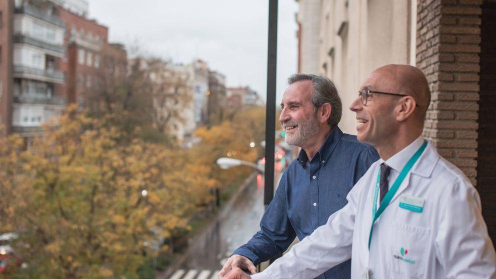 Enrique Baraza: el hombre que sí venció al cáncer de páncreas