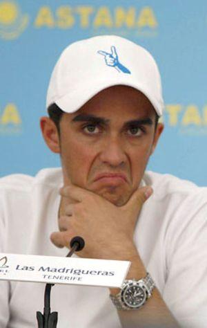 """Contador, Sánchez y Valverde coinciden en que la Vuelta '09 será """"dura y emocionante"""""""