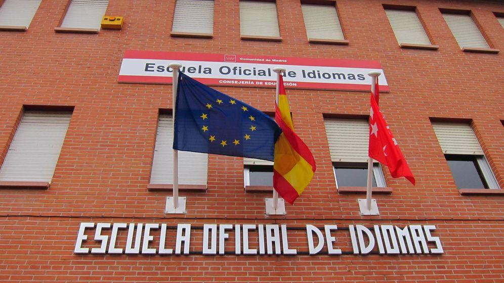 Foto: Foto: Begoña Martín, jefa de estudios de la EOI de Alcorcón