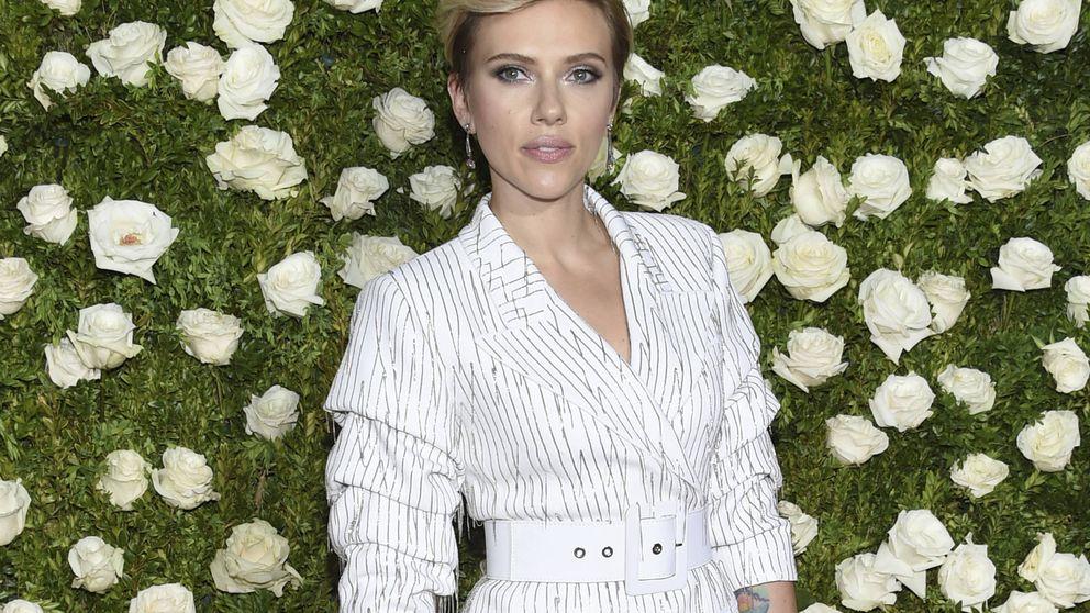 Scarlett Johansson ya posa con su novio en público tras 7 meses ocultándolo