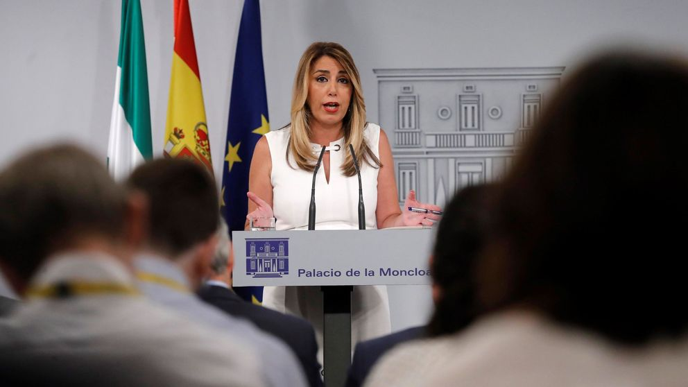 Susana Díaz quiere elecciones andaluzas en solitario sin coincidir con las generales