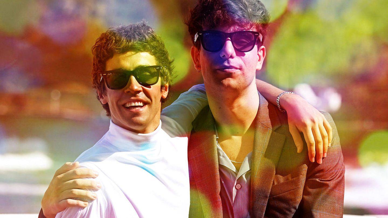 Los directores y productores Javier Ambrossi y Javier Calvo.