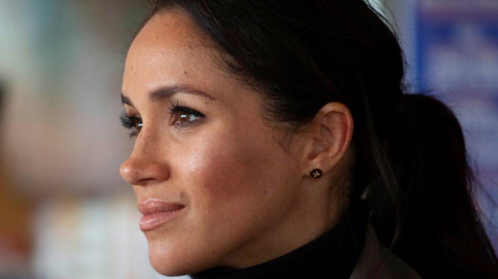 Foto: La duquesa de Sussex en Nueva Zelanda. (Reuters)