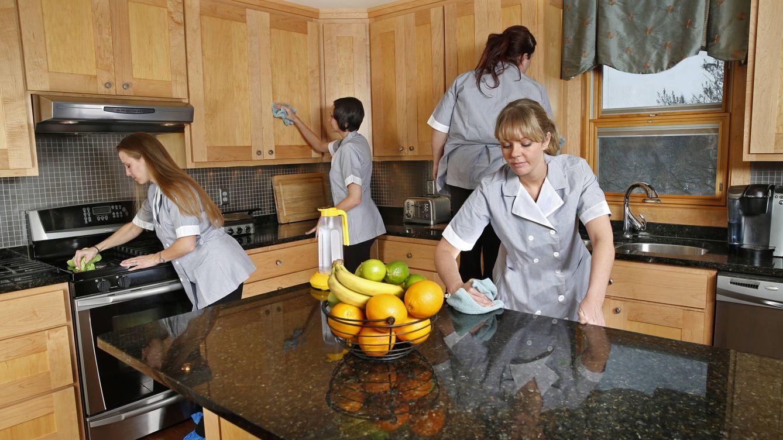 Trucos los 10 trucos nunca revelados de las se oras de la - Imagenes de limpieza de casas ...