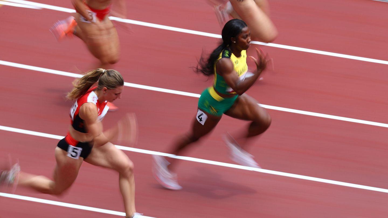 La jamaicana Shelly-Ann Fraser-Pryce. (Reuters)