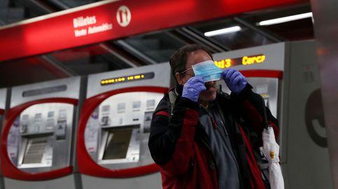 Madrid calcula que solo tres de cada diez viajeros podrá usar transporte público