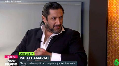 Rafael Amargo habla de los exministros que habrían visitado su casa