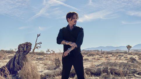 Johnny Depp ya tiene perfume propio y es de Dior