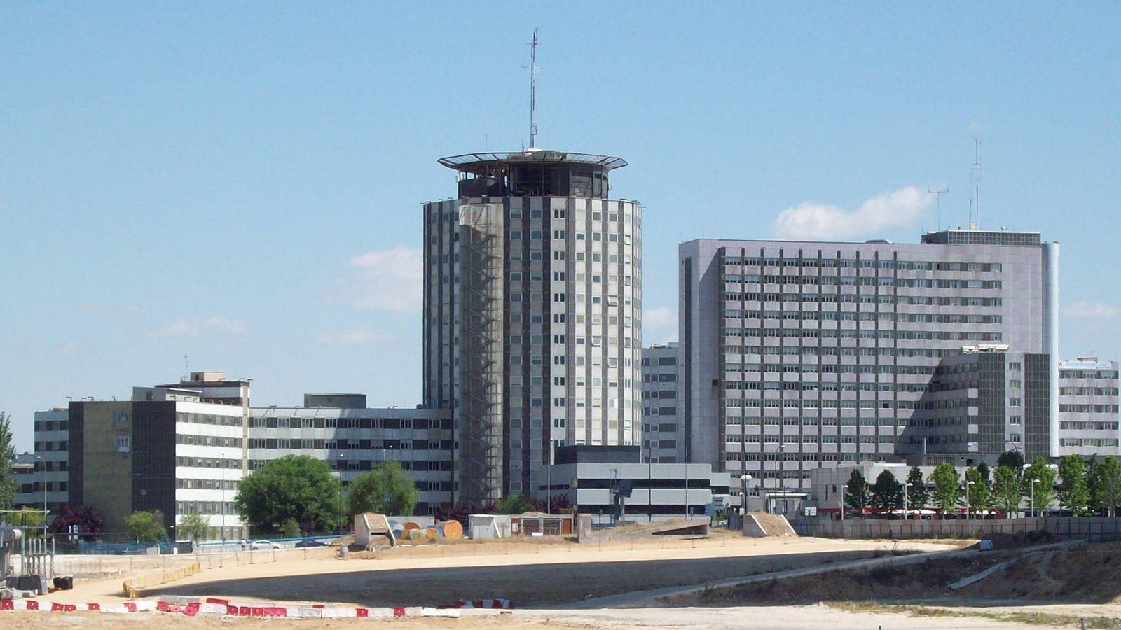 Foto: Hospital Universitario-La Paz. (Wikipedia)
