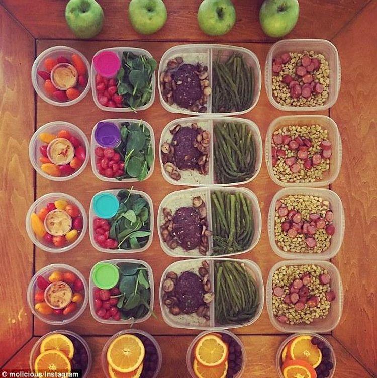Nutrici n meal prepping la nueva tendencia para for Cocina 1 dia para toda la semana