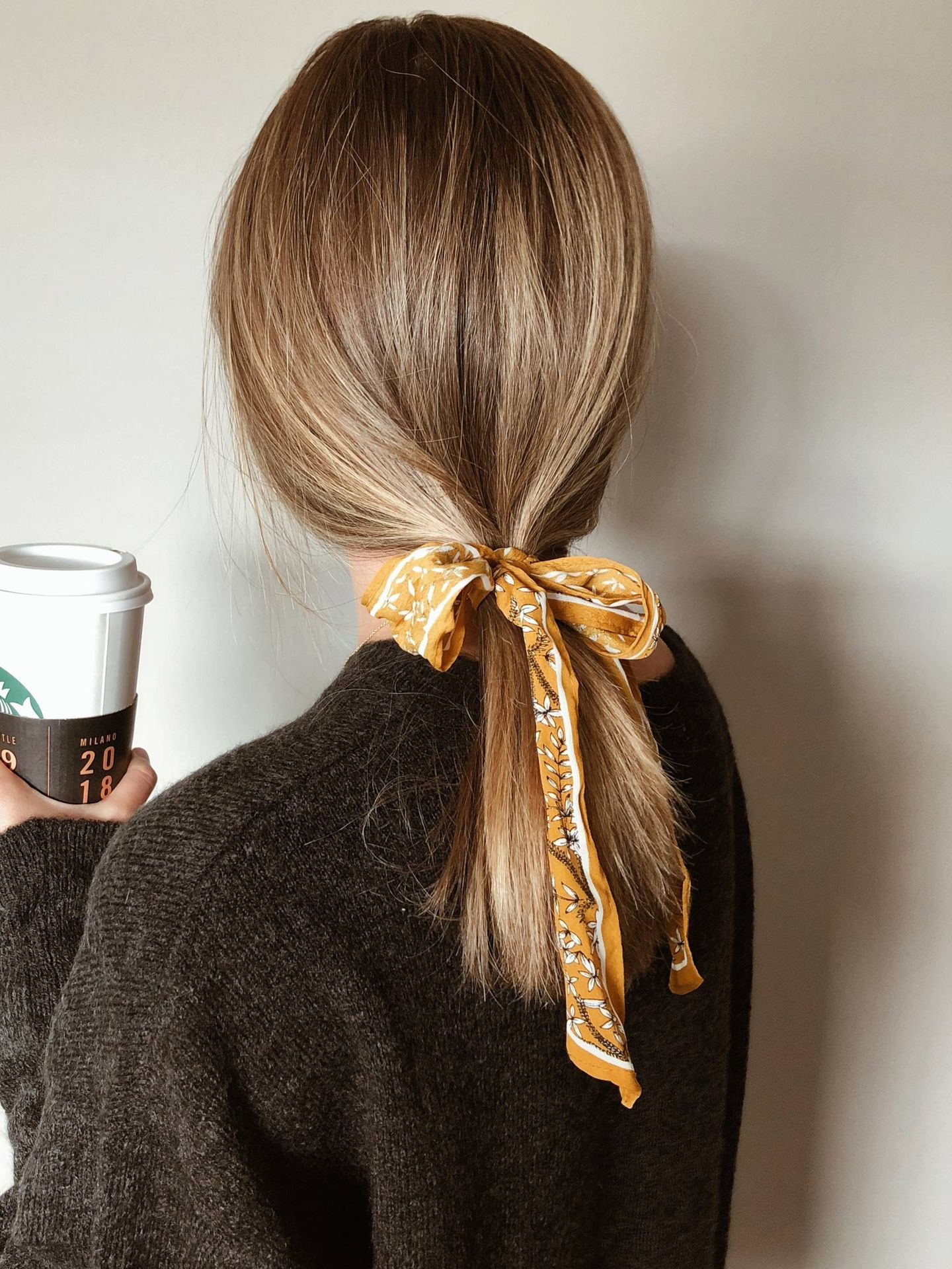 Un pelo bien cepillado es un cabello sano (Imagen: Lexie Janney para Unsplash)