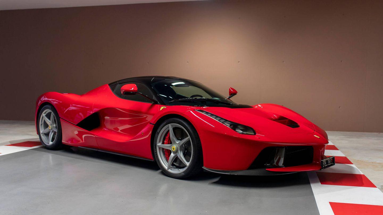 El LaFerrari de Sebastian Vettel de 2016, 2,3 millones de euros, se ha vendido inmediatamente