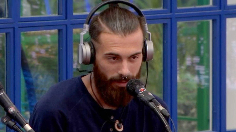 José María, en la radio de 'GH Revolution'. (Mediaset España)