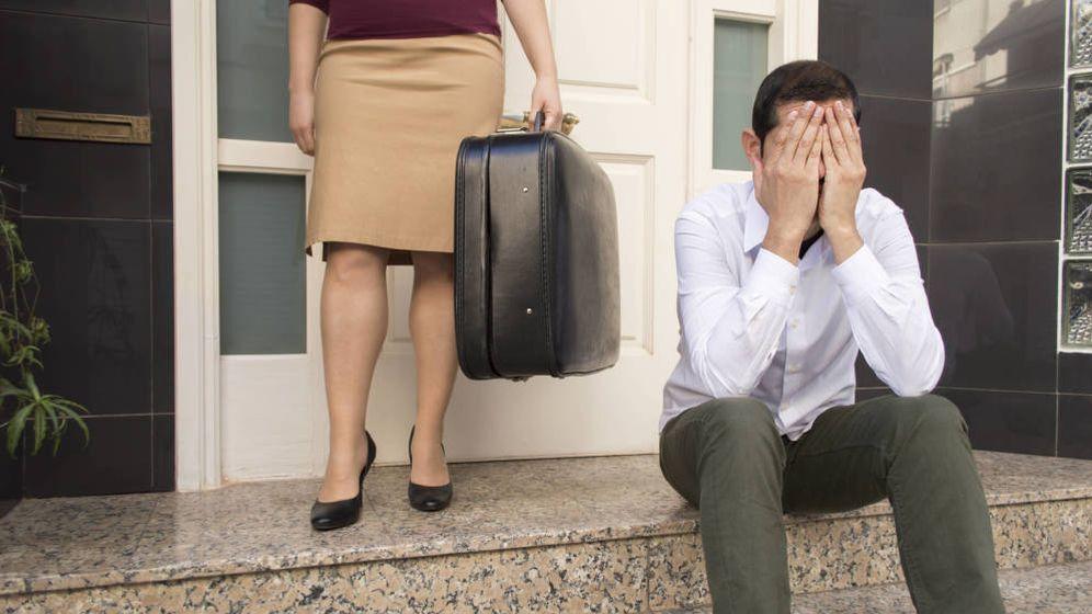 Foto: Compré casa de soltero y mi pareja está embarazada, ¿podría perder el piso si me divorcio? (iStock)