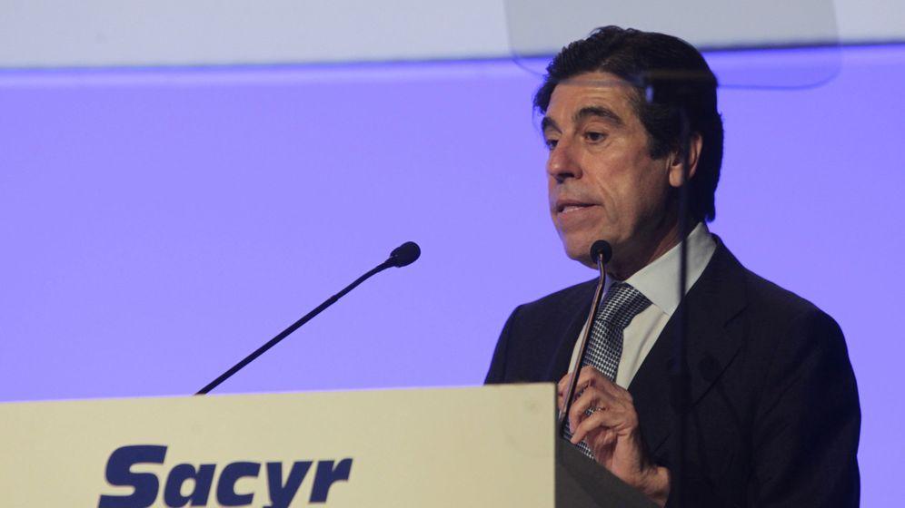 Foto: El presidente de Sacyr, Manuel Manrique. (EFE)
