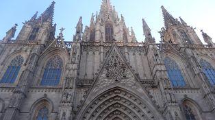 Convertir la catedral de Barcelona en huerto ecológico